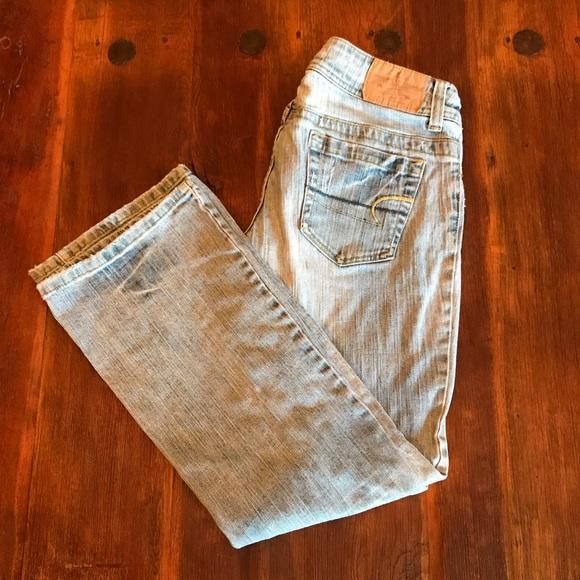 American Eagle Denim - American Eagle Jeans